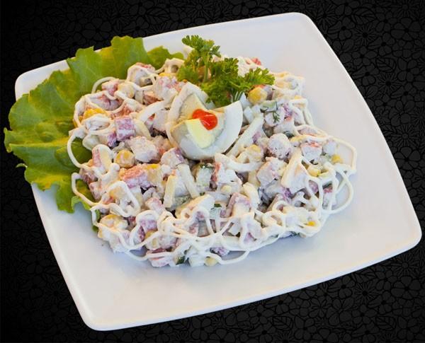 Как сортировать крабовый салат