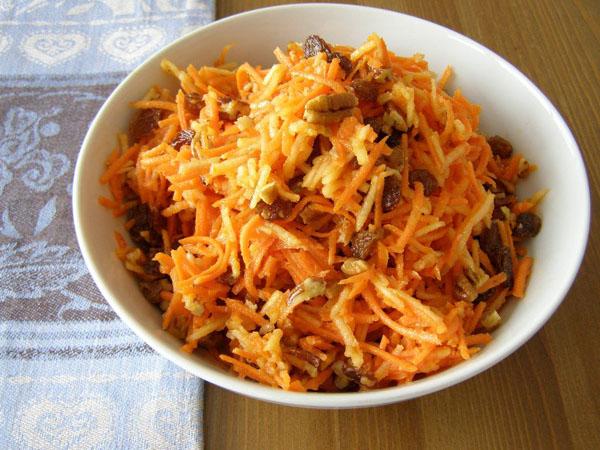 салат морковь яблоки сыр и яйца рецепт
