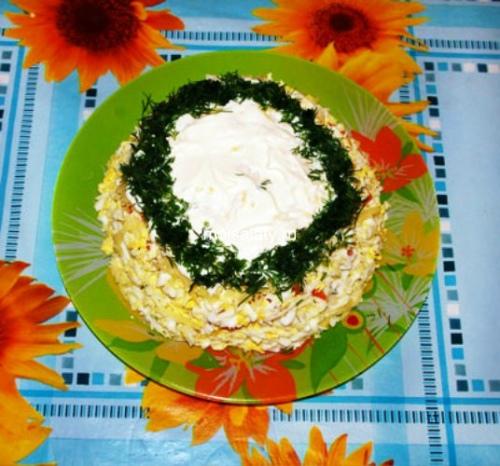 сыр и майонез