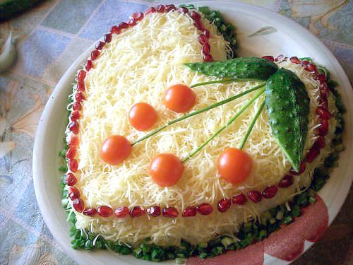 Салат «Простой»