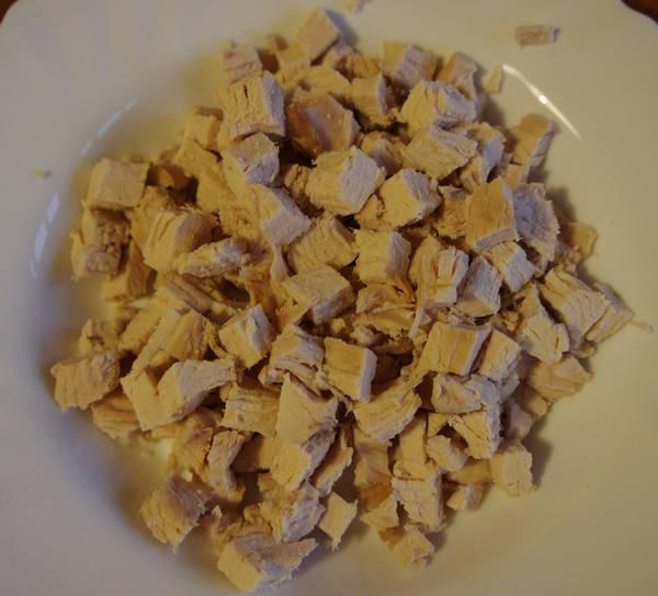 салат гранатовый браслет из курицы рецепт с фото