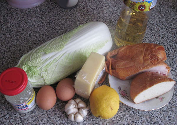 рецепт вкусных и простых салатов пошаговый рецепт