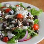 Рецепт греческого салата