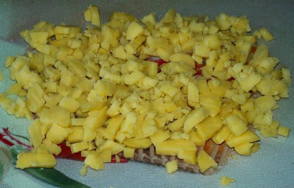 Картофель для оливье
