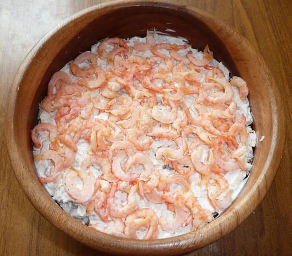 Салат звезда рецепт с рисом 5