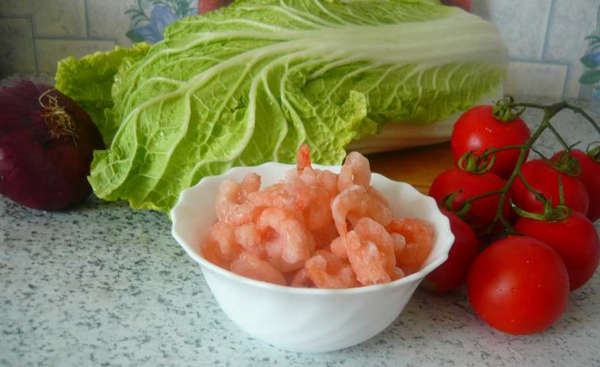 рецепты приготовления простых салатов из пекинской капусты