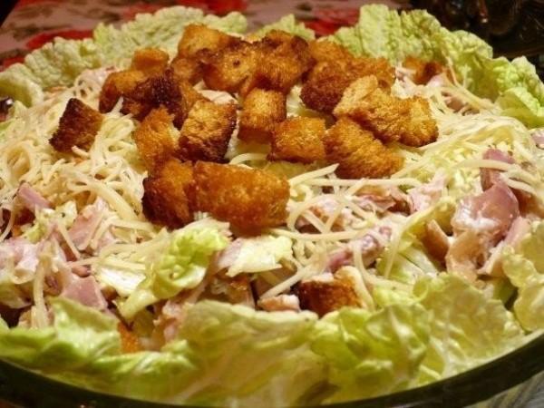 Баварский салат