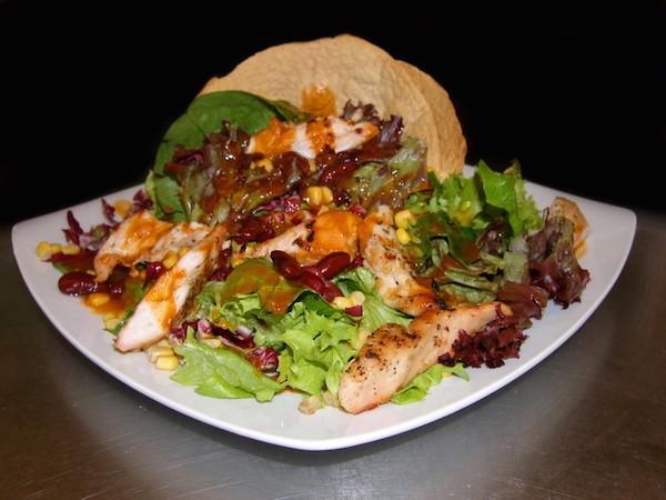 Мексиканские салаты