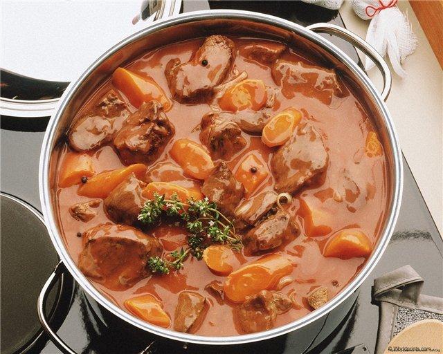 Мясной соус
