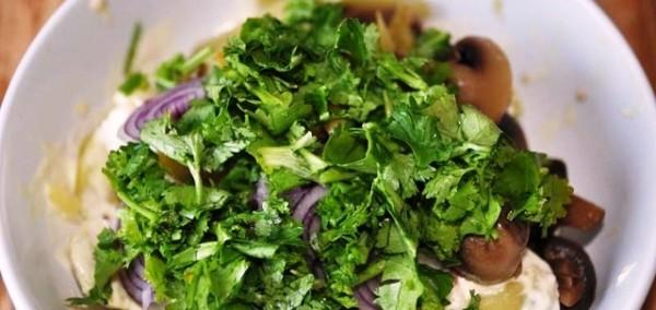 Немецкий салат