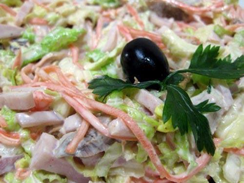 анастасия салат