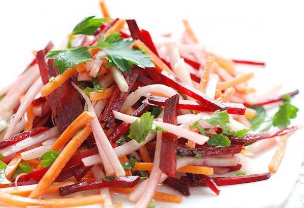 правильные салаты для правильного питания