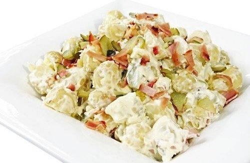 классический московский салат
