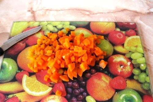 Этап 4: Принимаемся за морковку