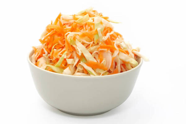 рецепты витаминного салата из капусты