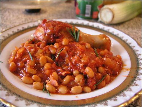 салаты с фасолью на зиму