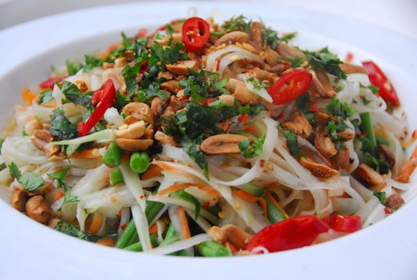 Тайские салаты