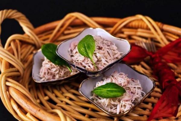 Татарские салаты