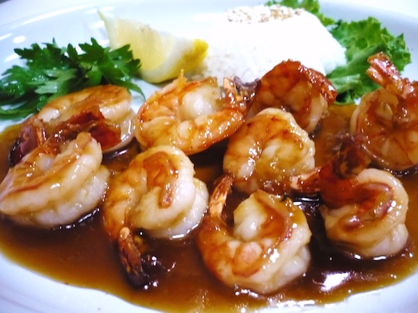 Рецепт рыба в духовке в соусе терияки