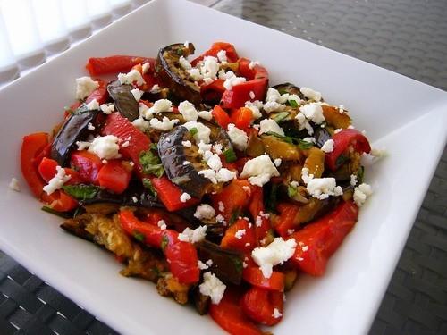 Легкие турецкие салаты