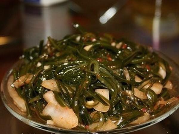 Японские салаты